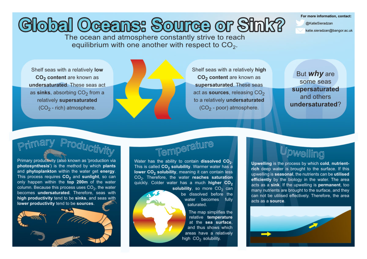 Katie Sieradzan / Envision / Global oceans: source or sink?